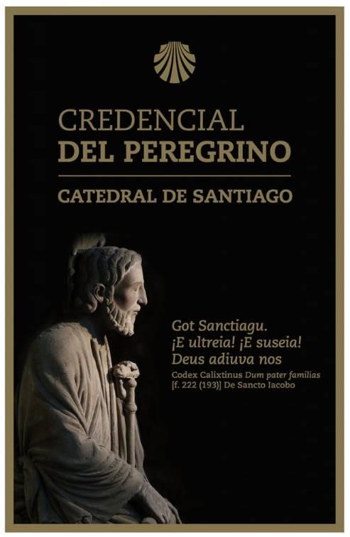 Credencial Peregrino