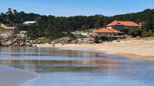 Hotel Samar *** - Playa A Lanzada - O Grove